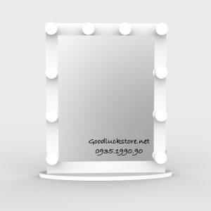 Gương trang điểm